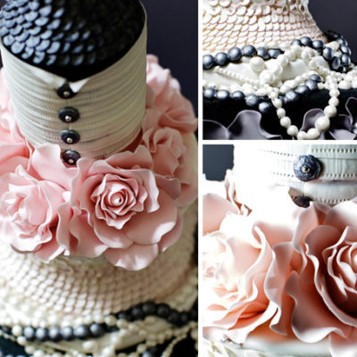 A Cake Inspired by Chanel