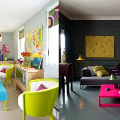 Neon Home Design