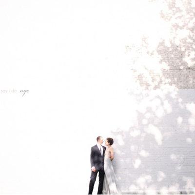New York City Rooftop Wedding
