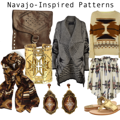 The Western Front: Navajo-Inspired
