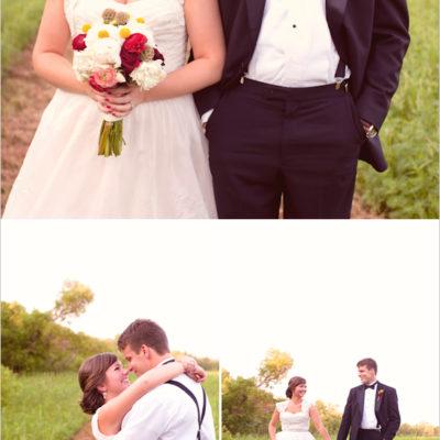 Anthropologie Inspired DIY Wedding