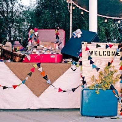 Destination Wedding Greeting