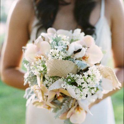 The Burlap Bouquet