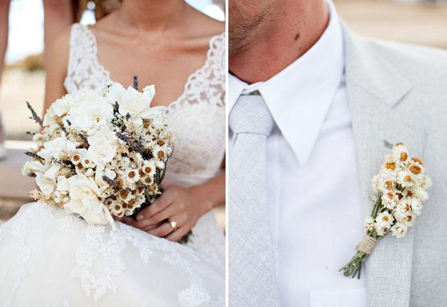 Dried Wedding Flowers | Glitter, Inc.