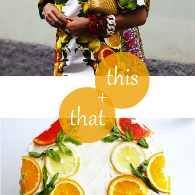 This + That – Citrus