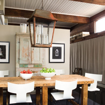 Interiors: Country Store Home