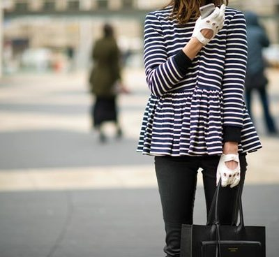 Street Style in Black + White