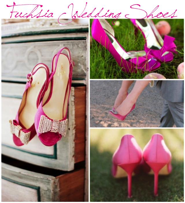 Tuesday Shoesday Fuchsia Shoe Joy