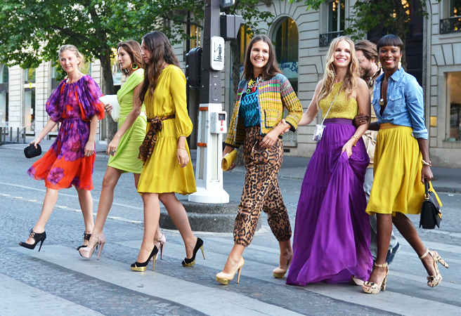 StreetStyle in Full Color