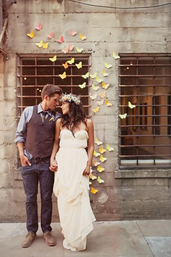Butterfly Backdrop | Glitter, Inc.Glitter, Inc.