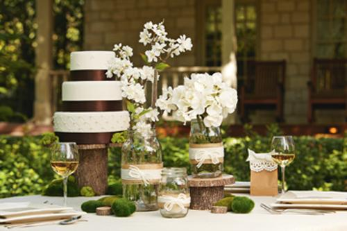 Diy Wedding With Michaels Glitter Inc