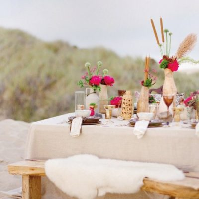 Luxe Beach Set-up