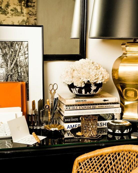 Black Gold Interior Design Glitter Inc Glitter Inc