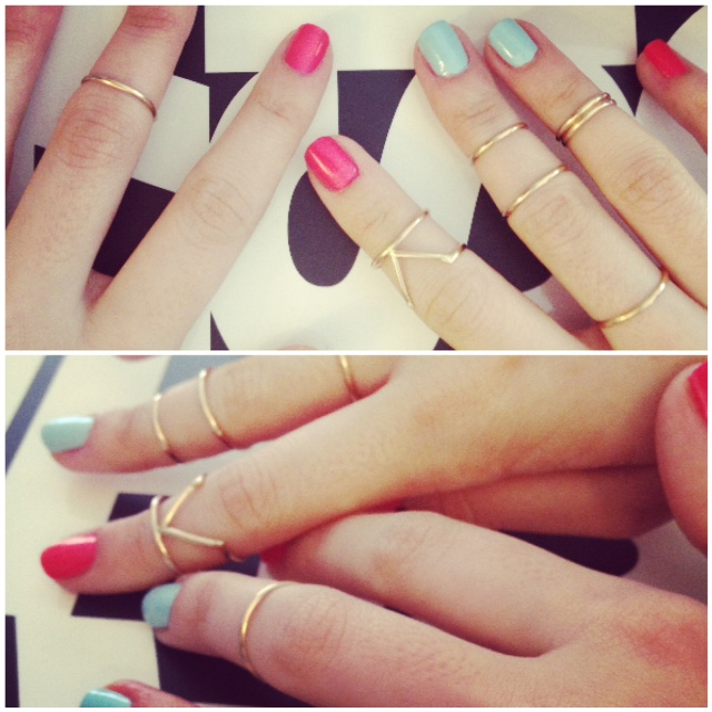 GIVEAWAY: Mid-Knuckle Rings