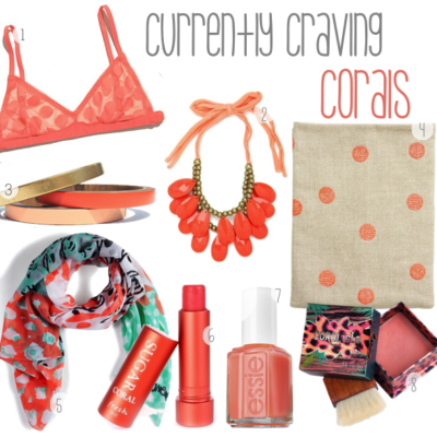 Color Crave: Coral