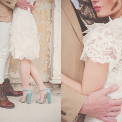 Dress + Shoes of the Week