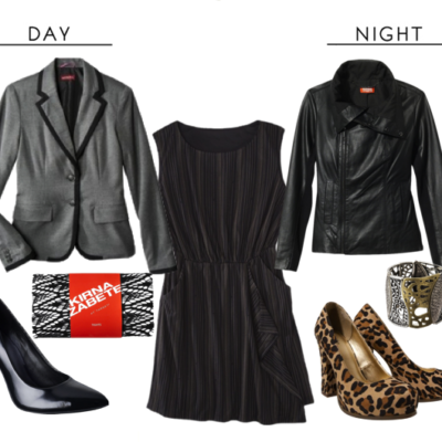 A Great Dress: From Day to Night
