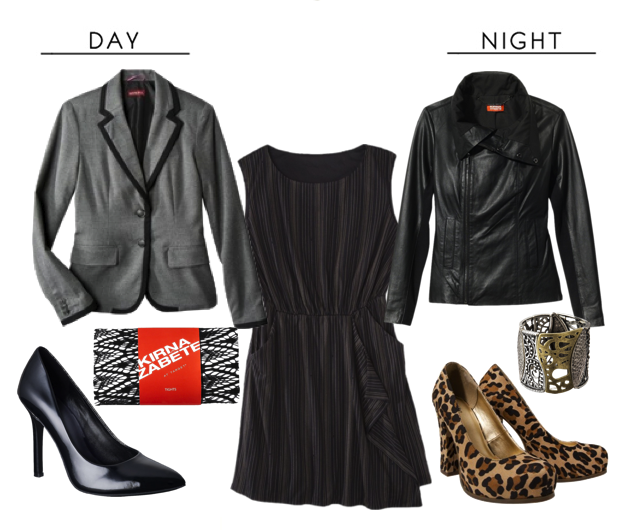 look from day to night
