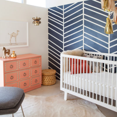 A Totally Inspired Nursery