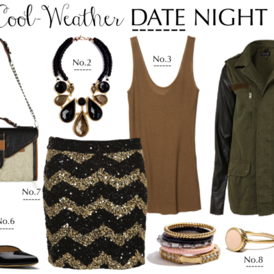 Good Taste, Great Style: 8 Stylish Picks for A Cool-Weather Date Night