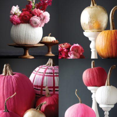Simple Pumpkin Decorations