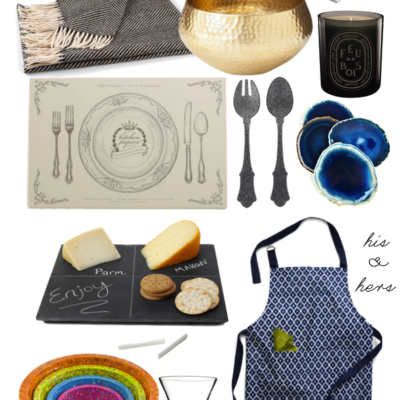 Gift Guide {for the Hostess}