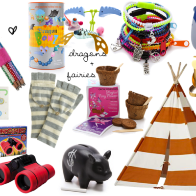 Holiday Gift Guide {for Kids}