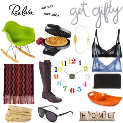 Holiday Shopping with Rue La La