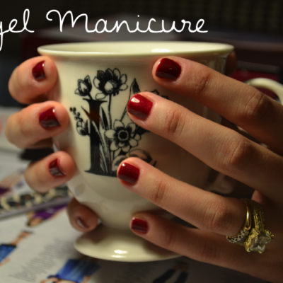 DIY Sally Hansen Gel Manicure