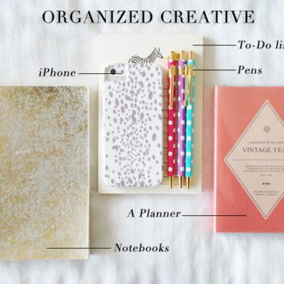 Organized Creative: The Vault Files