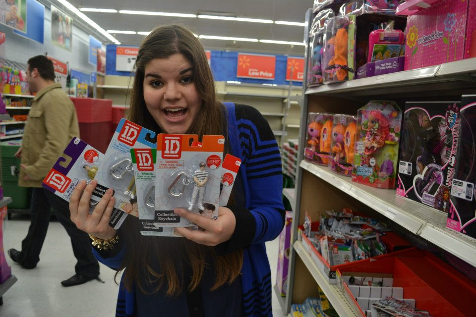 One Direction Cake Toppers Walmart