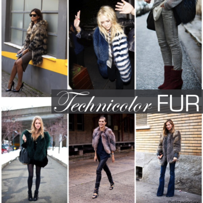 Fur in All Colors + Patterns