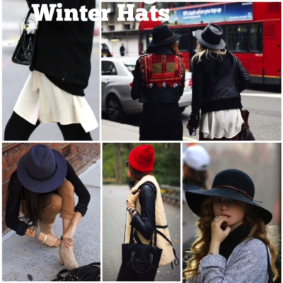 Winter Beanies + Hats