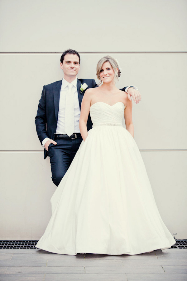Mori Lee wedding dress pockets