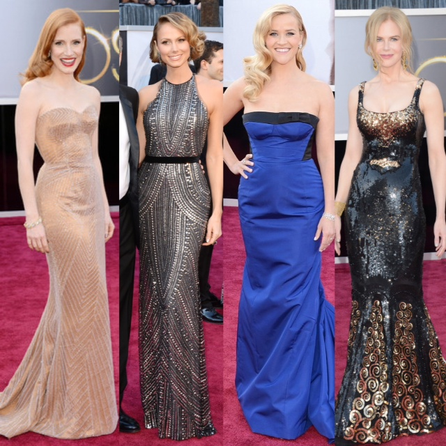 Oscars 2013 Red Carpet Best Dressed 2