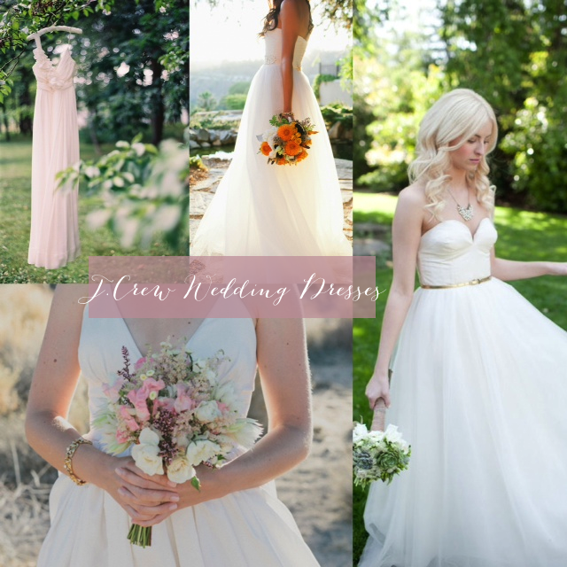 Jcrew Wedding Dress Dresses