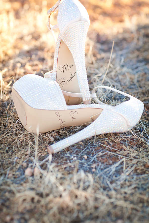 black-lace-desert-shoot-studded polja dot wedding shoes platforms