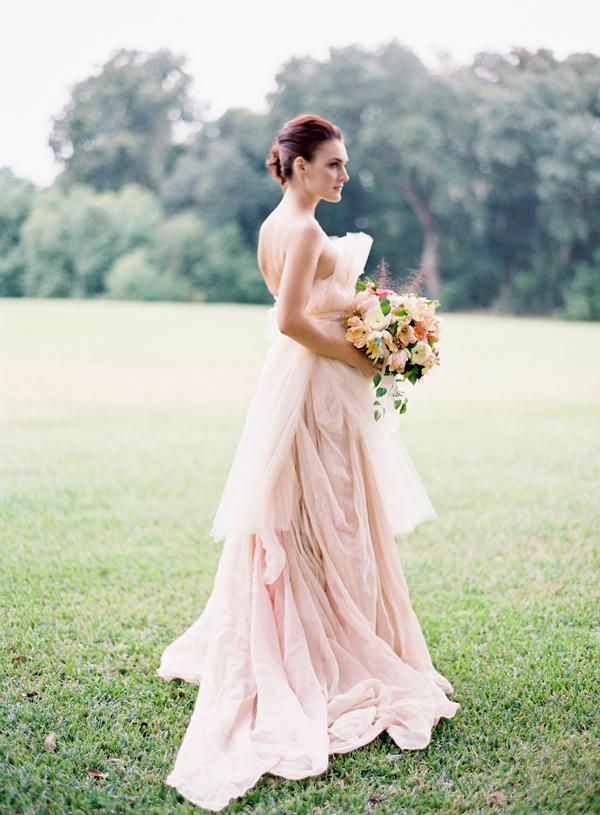 pink-peach-wedding-dress