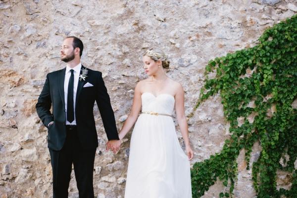 Ivy and Aster wedding dress Amalfi Coast