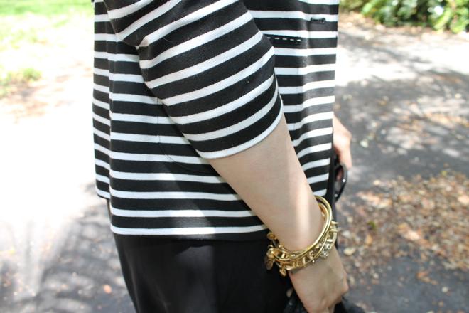 Lexi-TJMaxx-Style-Scout-black-white-stripe-blazer-dress-_-glitterinc.com