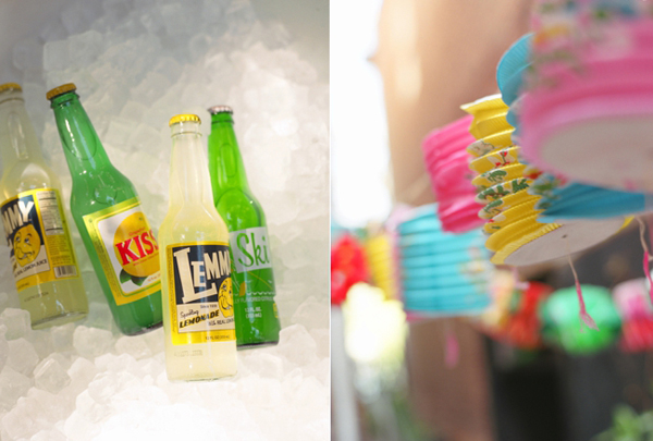 backyard-outdoor-classic-glass-soda-bottles-for-party