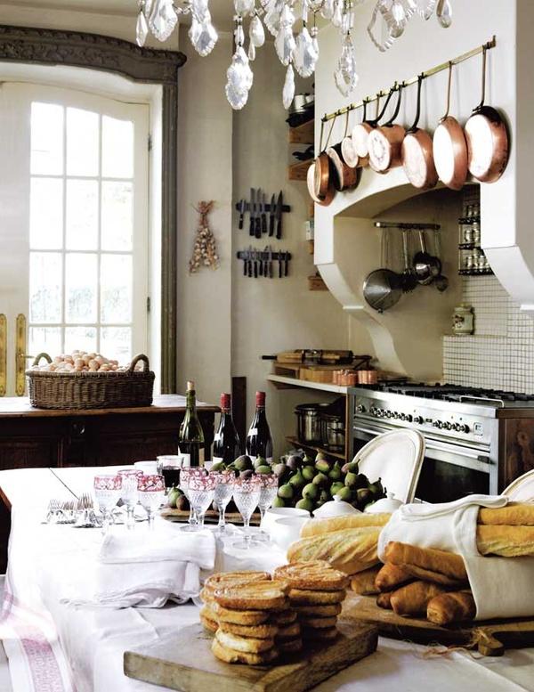 French-Inspired Johannesburg Farmhouse kitchen bread
