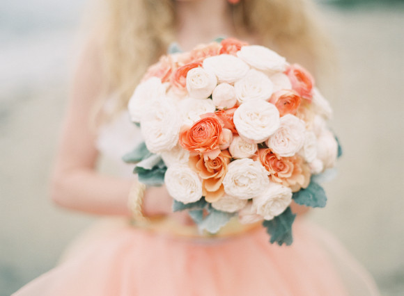 ashley kelemen beachshoot-pink-beach-wedding-bouquet