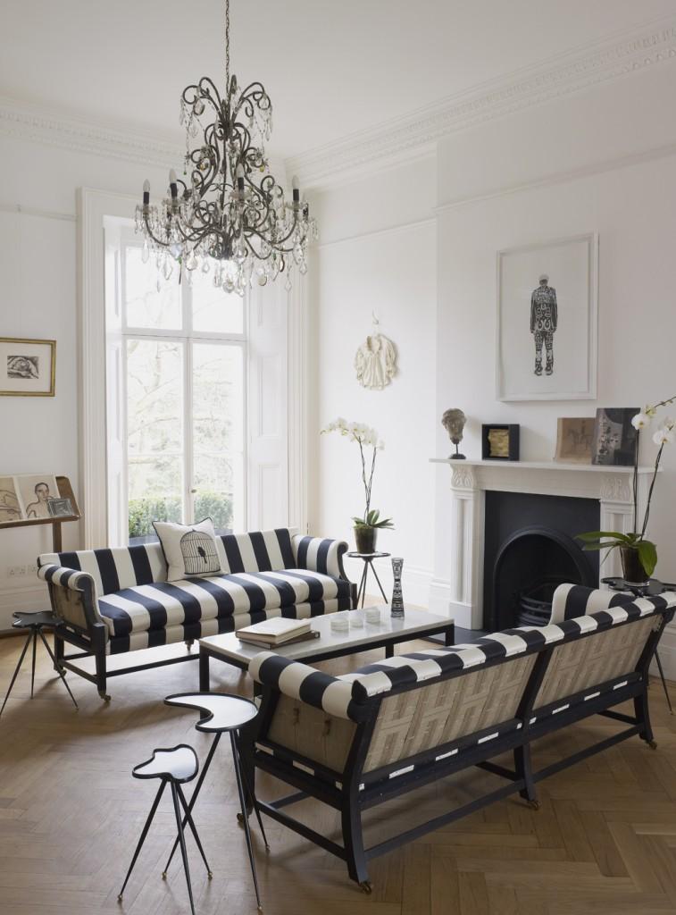 Modern Meets Classic Home Glitter Inc