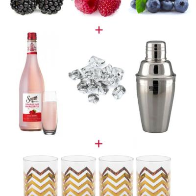 Girls Night: Sparkling Margaritas