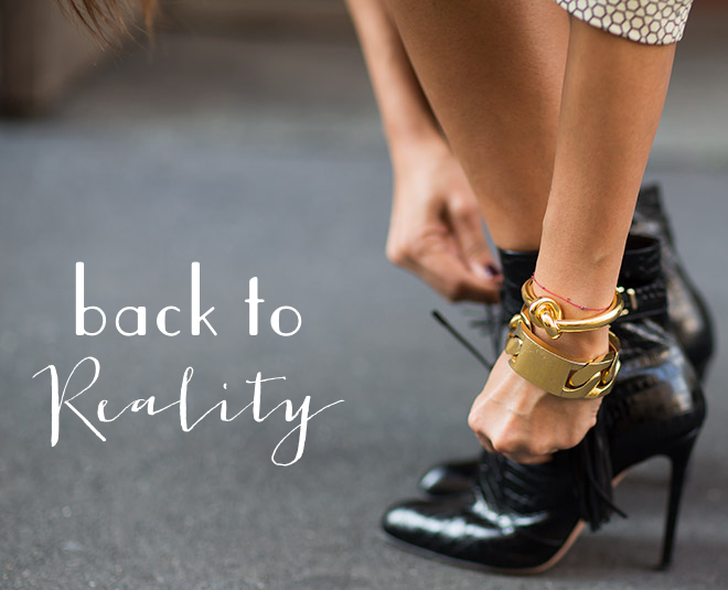 back to reality vacation work black boots shoes id bracelet gold _ glitterinc.com
