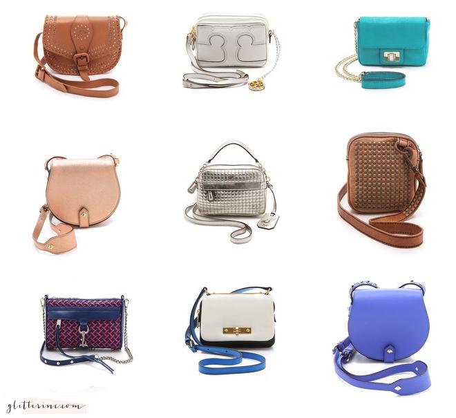 Mini Crossybody Bags Purse Spring Summer Travel Glitterinc