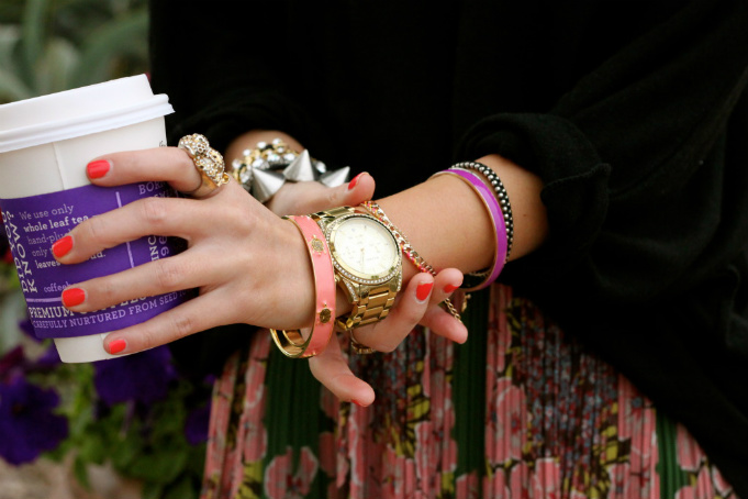 summer arm party bangles bracelets