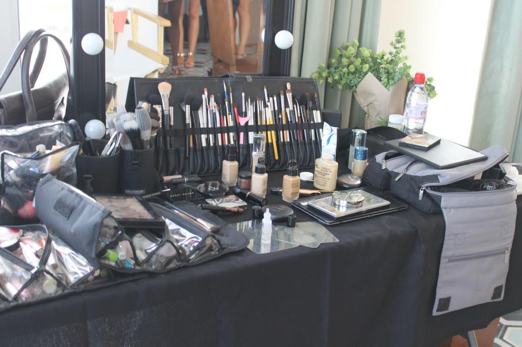 Miami Beach Swim Week MBFWSWIM Fashion Ford Models Schick Beauty Lounge hair