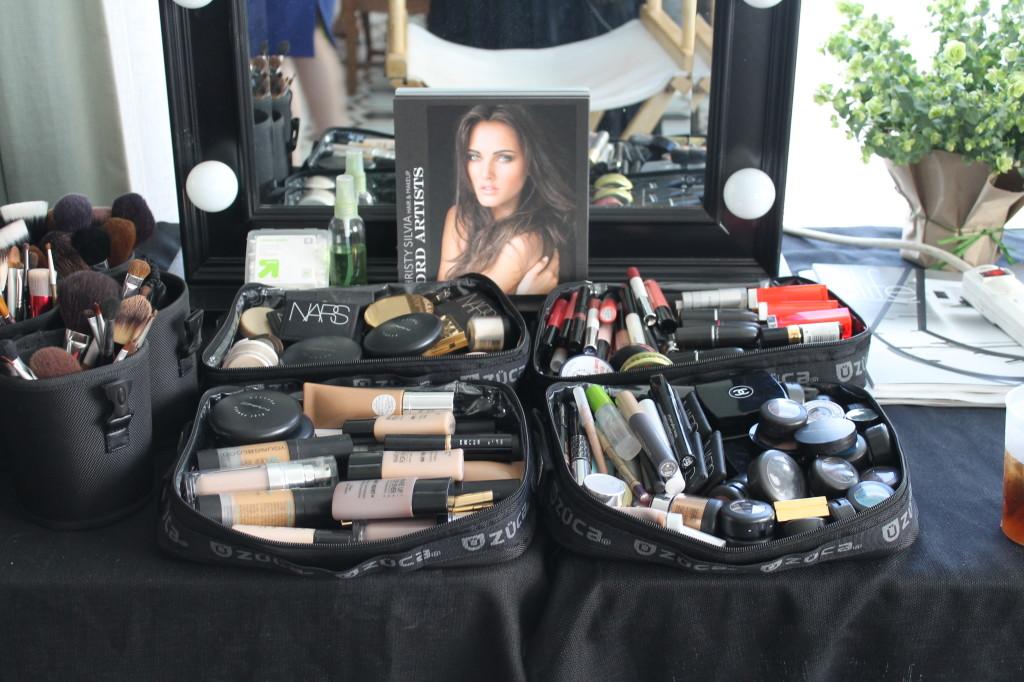 Miami Beach Swim Week MBFWSWIM Fashion Ford Models Schick Beauty Lounge